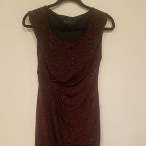 Maroon Petite Dress